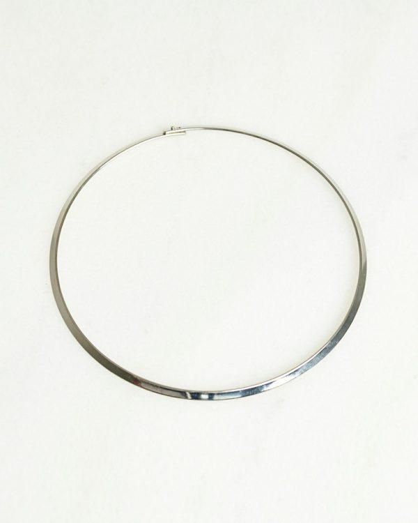 La Vie En Rose Choker Ladies Jewelery Colour is Silver