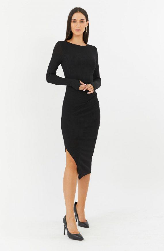 Sierra Dress Ladies Dress Colour is Black