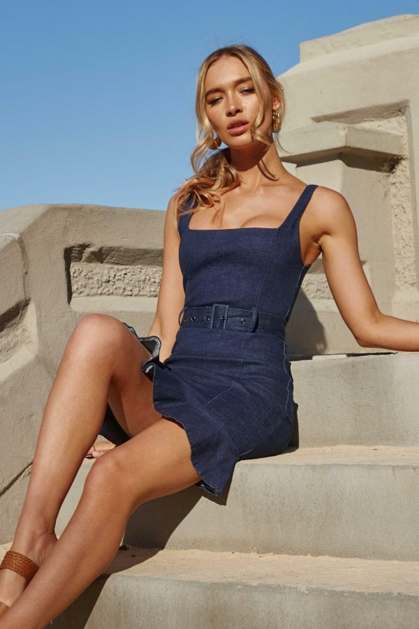 Liana Dress Ladies Dress Colour is Dden