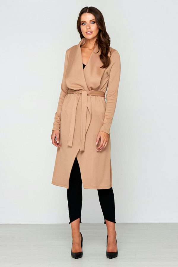Chance Jacket Ladies Jacket Colour is Camel