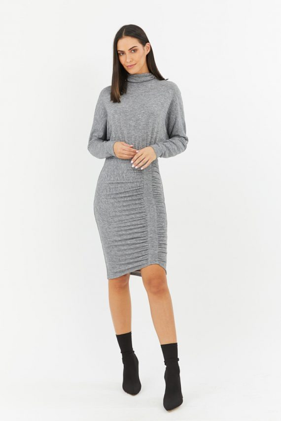Dove Dress Ladies Dress Colour is Grey