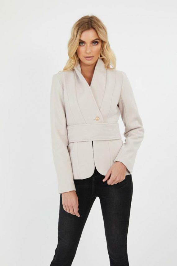Sadie Jacket Ladies Jacket Colour is Oyster