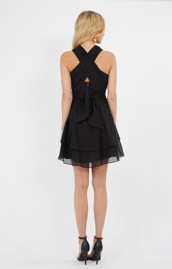 Alexia Dress Ladies Dress Colour is Black