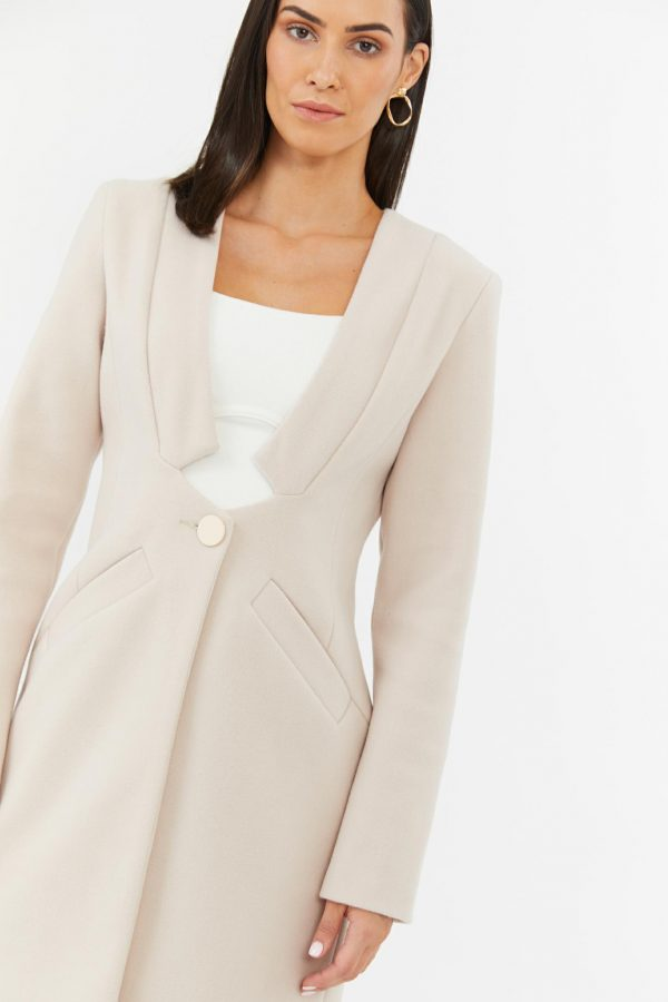 Sweet Pea Jacket Ladies Jacket Colour is Cream