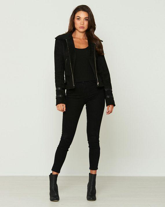 Garland Jacket Ladies Jacket Colour is Black