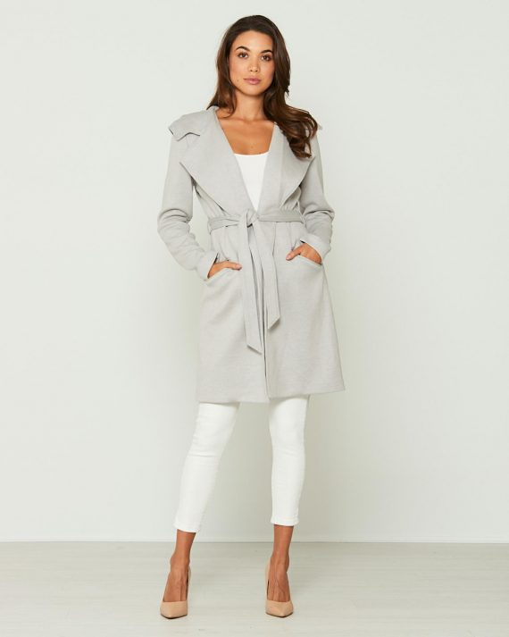 Storming Jacket Ladies Jacket Colour is Grey