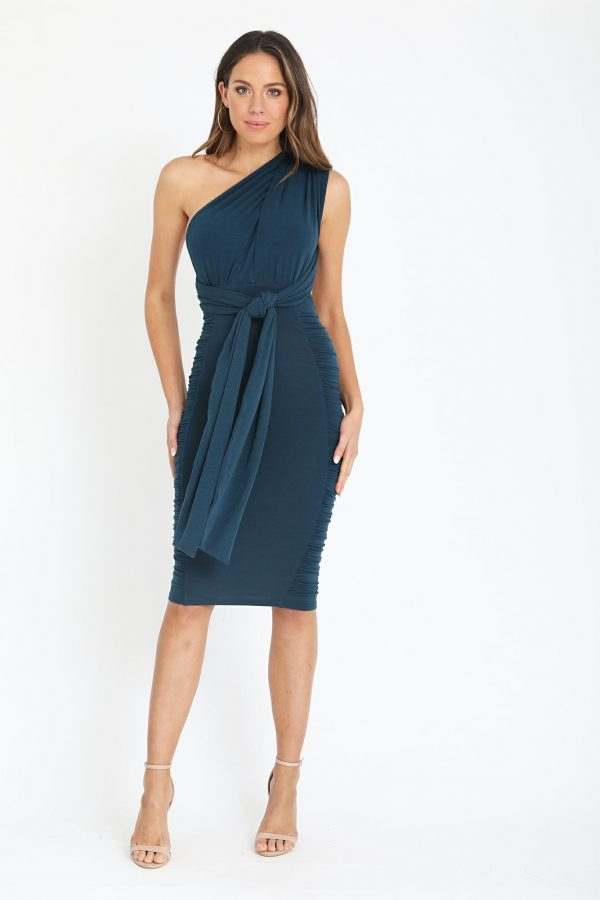 Variety Dress Ladies Dress Colour is Teal