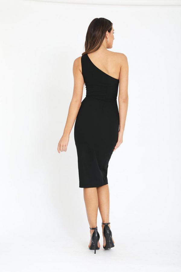 Monaco Dress Ladies Dress Colour is Black