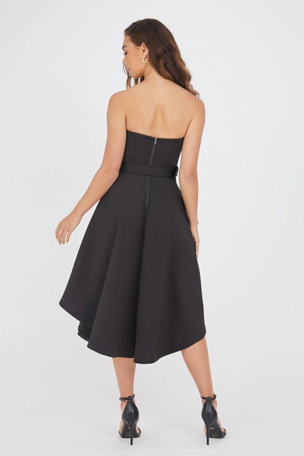 Maruda Dress Ladies Dress Colour is Black