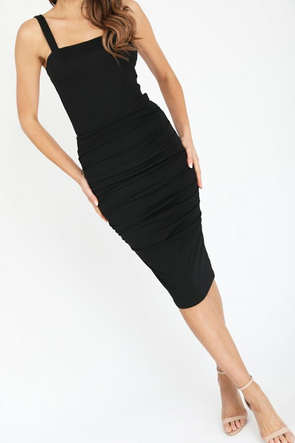 Mira Skirt Ladies Skirt Colour is Black