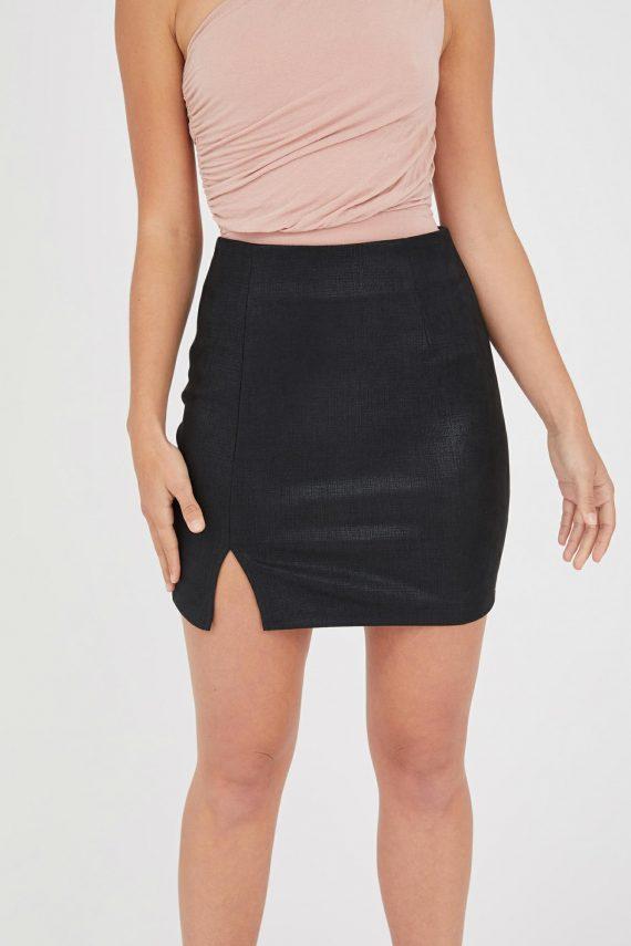 Acapulco Skirt Ladies Skirt Colour is Black