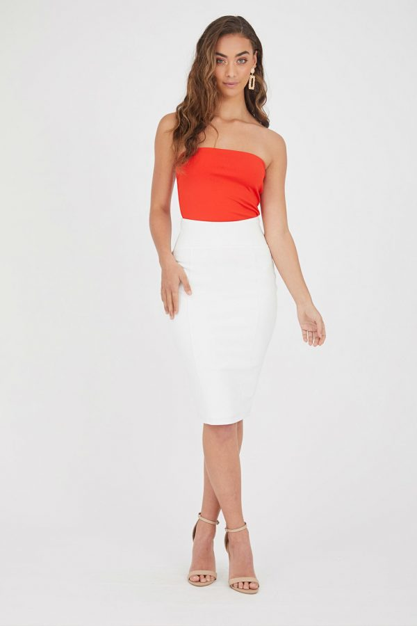 Sonora Top Ladies Top Colour is Red