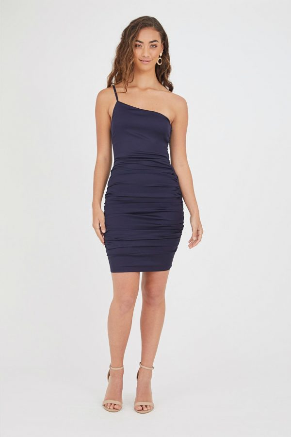 Kokomo Dress Ladies Dress Colour is Navy