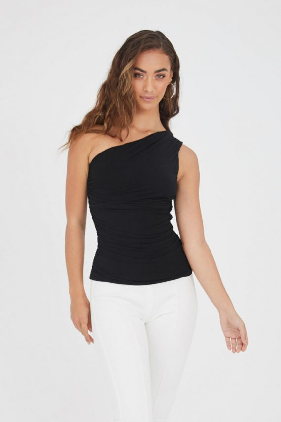 Mordeo Top Ladies Top Colour is Black