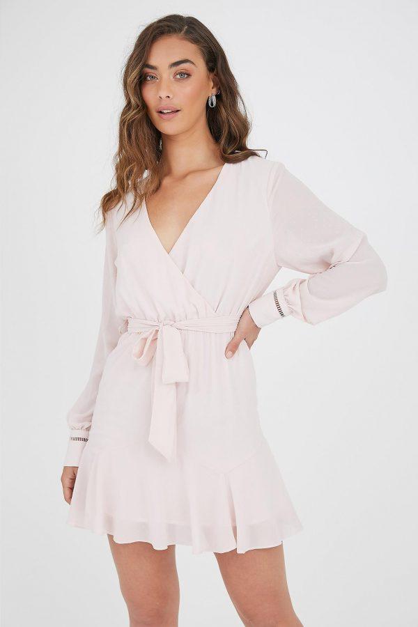 Rosada Dress Ladies Dress Colour is Pink