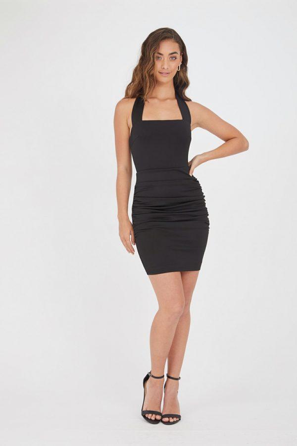 Neiva Dress Ladies Dress Colour is Black