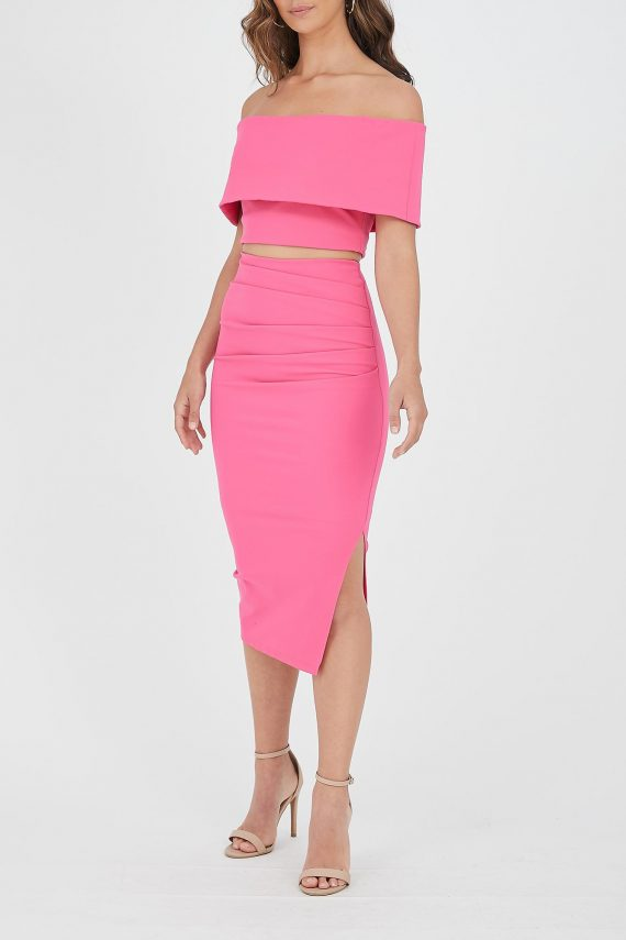 Caravelas Skirt Ladies Skirt Colour is Pink