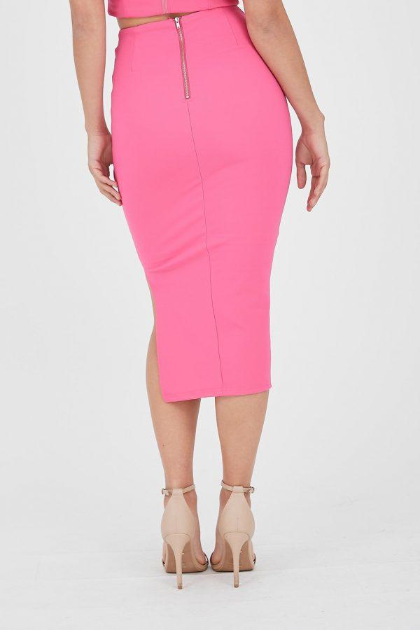 Caravelas Skirt Ladies Skirt Colour is Pink