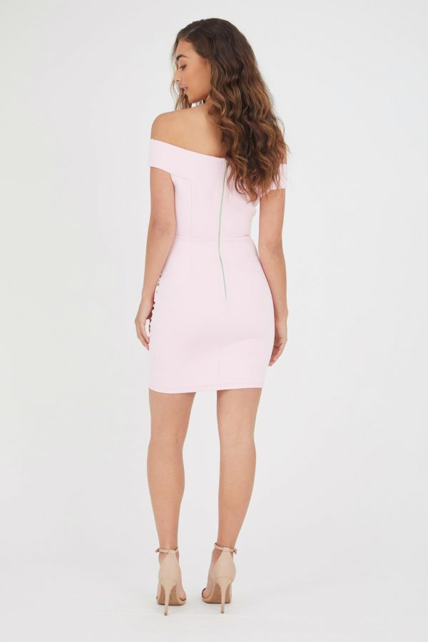 Maderas Dress Ladies Dress Colour is Pink