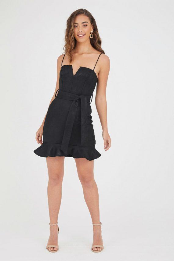 Jaguar Dress Ladies Dress Colour is Black