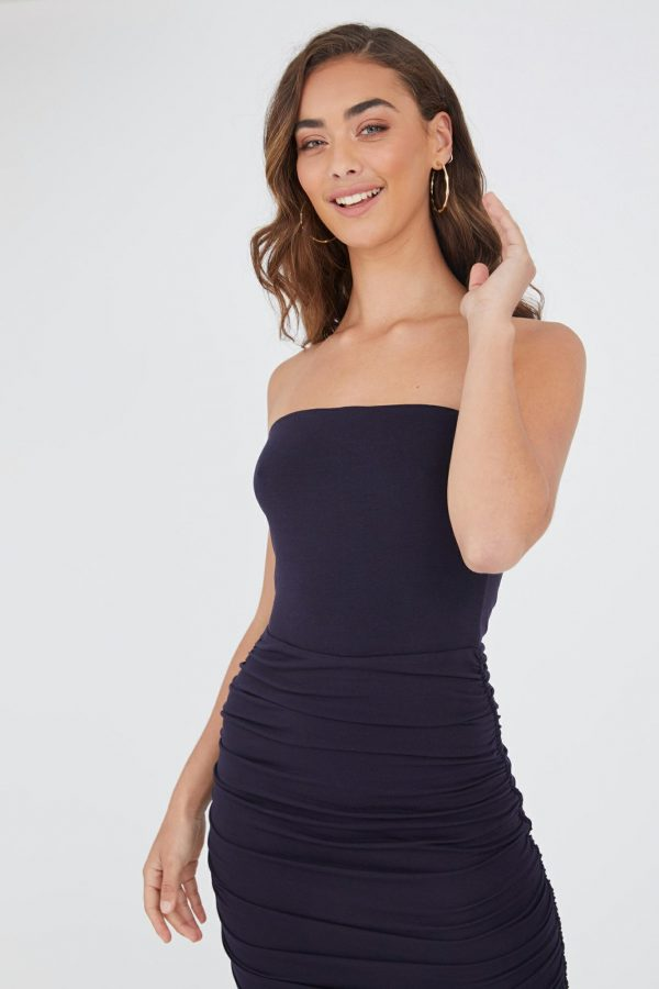 Maroma Dress Ladies Dress Colour is Navy
