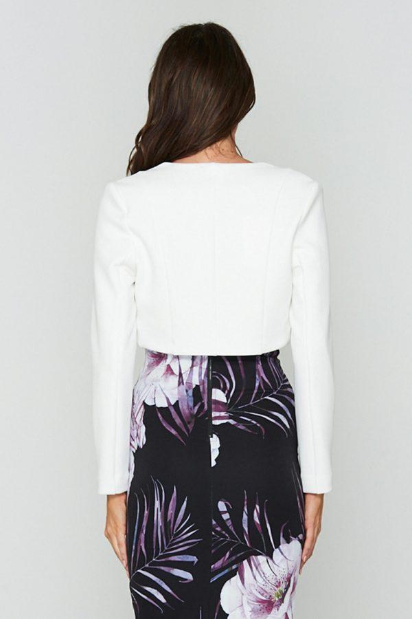Raven Jacket Ladies Jacket Colour is White