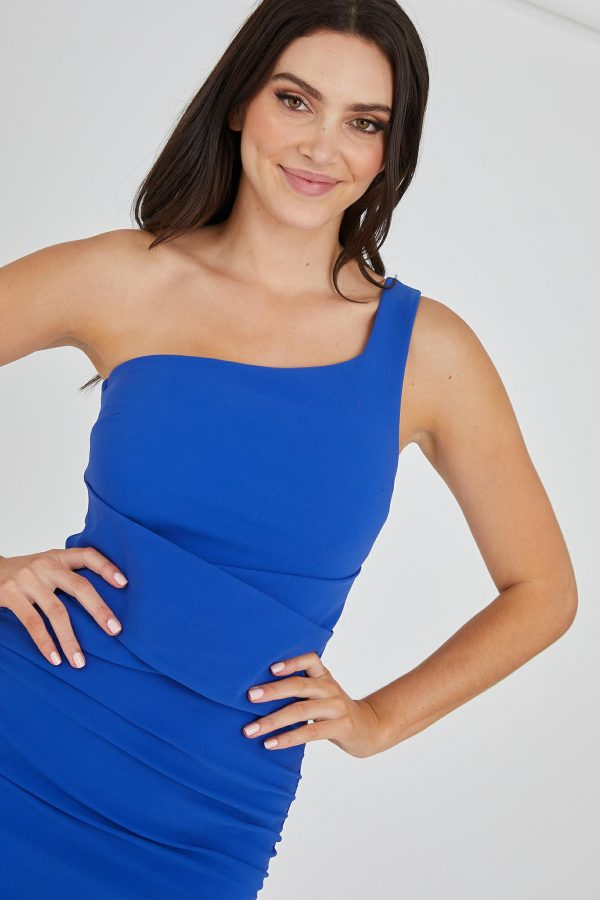Monte Carlo Dress Ladies Dress Colour is Cobalt