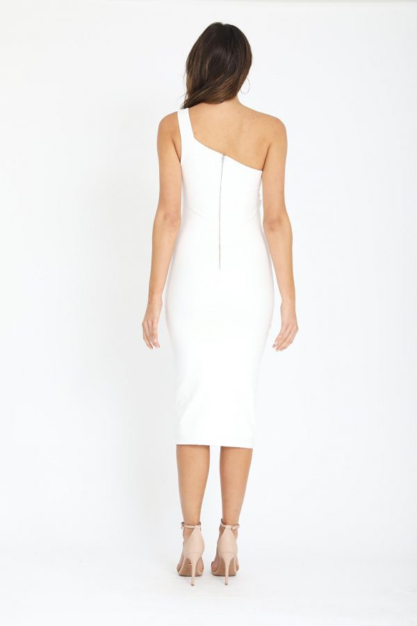 Monte Carlo Dress Ladies Dress Colour is White