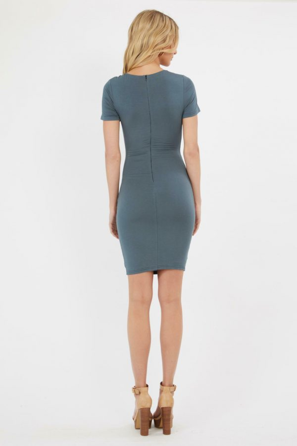 Evora Dress Ladies Dress Colour is Dsag