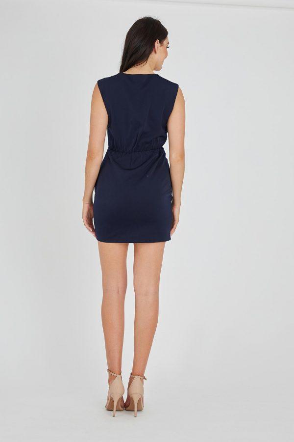 Travosa Dress Ladies Dress Colour is Navy