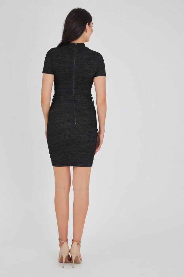 Tycoon Dress Ladies Dress Colour is Black