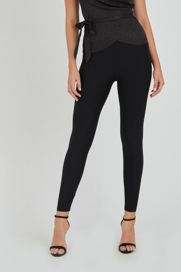 Mustang Pant Ladies Pants Colour is Black