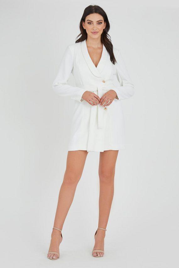 Promises Dress Ladies Dress Colour is White