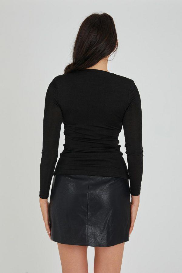 Joker Skirt Ladies Skirt Colour is Black