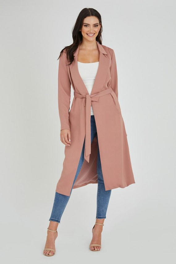 High Roller Jacket Ladies Jacket Colour is Blush