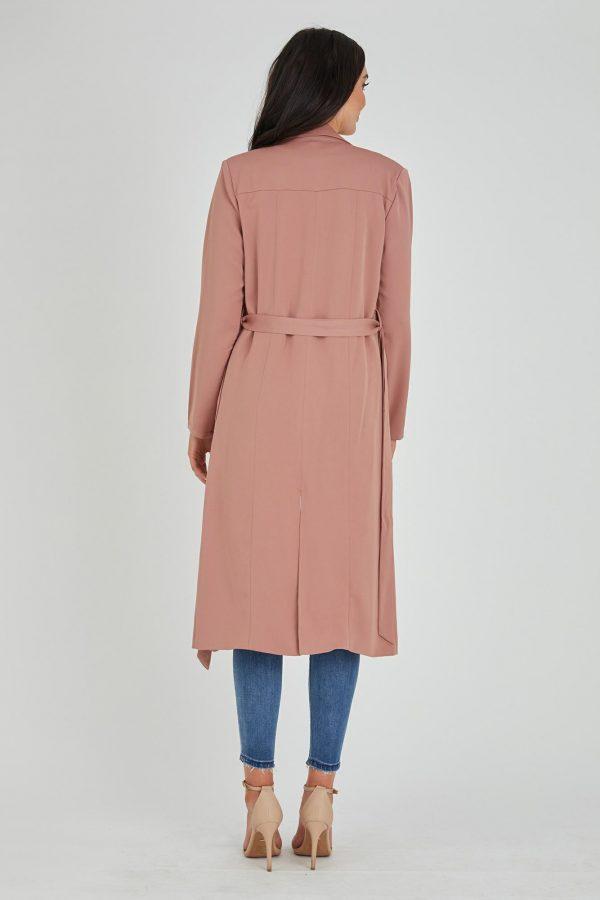 High Roller Jacket Ladies Jacket Colour is Blush