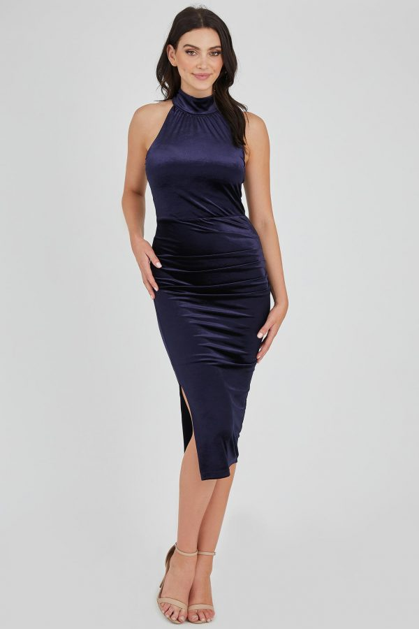 Skyfall Dress Ladies Dress Colour is Navy