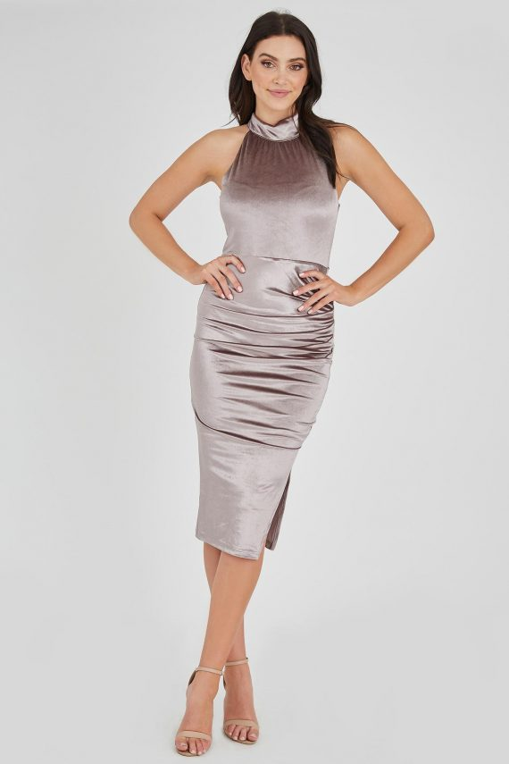 Skyfall Dress Ladies Dress Colour is Oyster