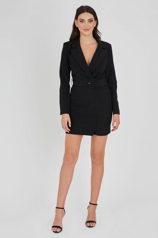 Clubs Dress Ladies Dress Colour is Black