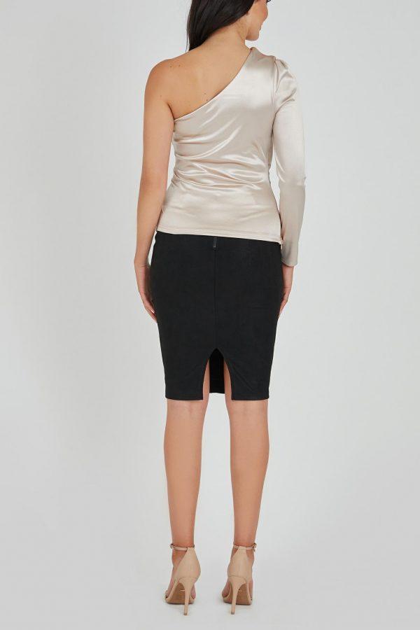 Suave Skirt Ladies Skirt Colour is Black