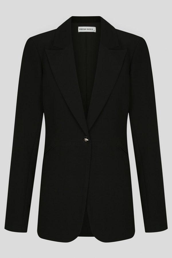 Clubs Jacket Ladies Jacket Colour is Black