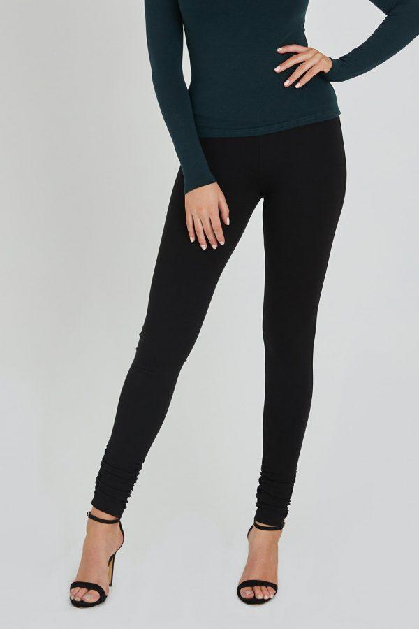 Soundtrack Pant Ladies Pants Colour is Black