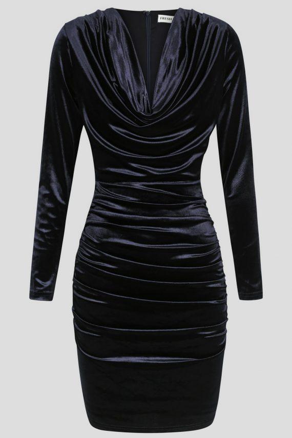 Billionaire Dress Ladies Dress Colour is Navy