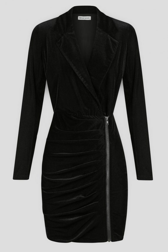 Macy Dress Ladies Dress Colour is Black