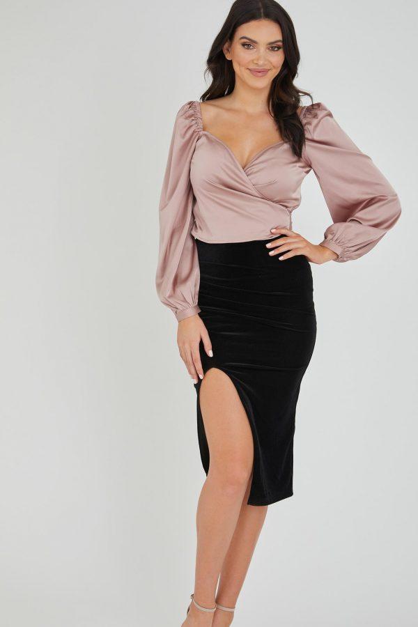 Orelana Skirt Ladies Skirt Colour is Black