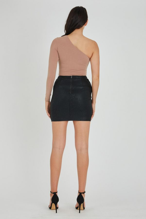 Cadillac Skirt Ladies Skirt Colour is Black