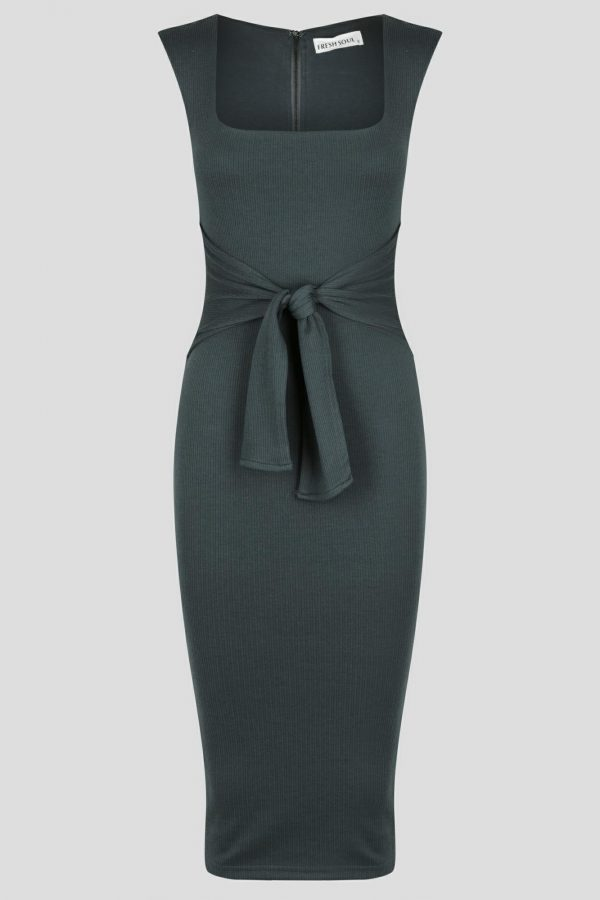 Belmont Dress Ladies Dress Colour is Teal