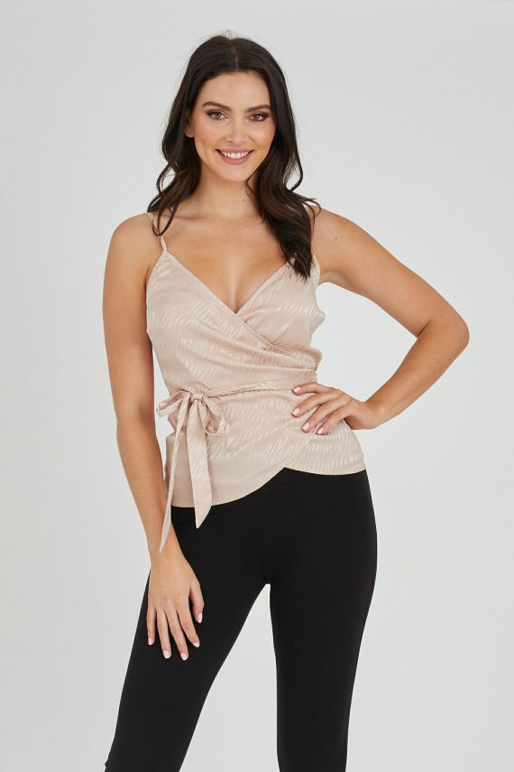 Norona Top Ladies Top Colour is Nude
