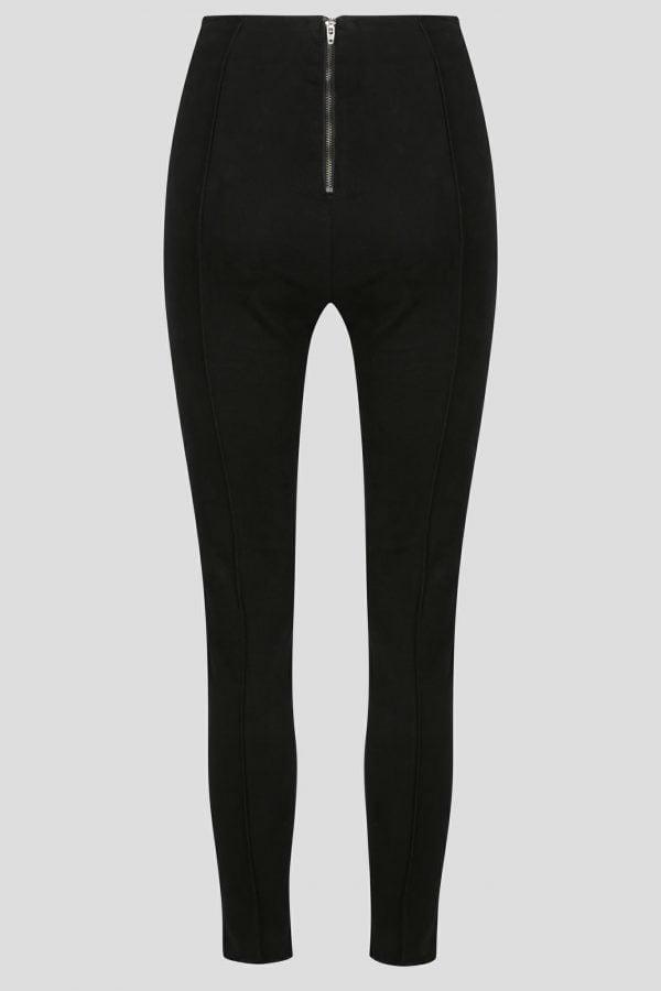 Castara Jean Ladies Jeans Colour is Black