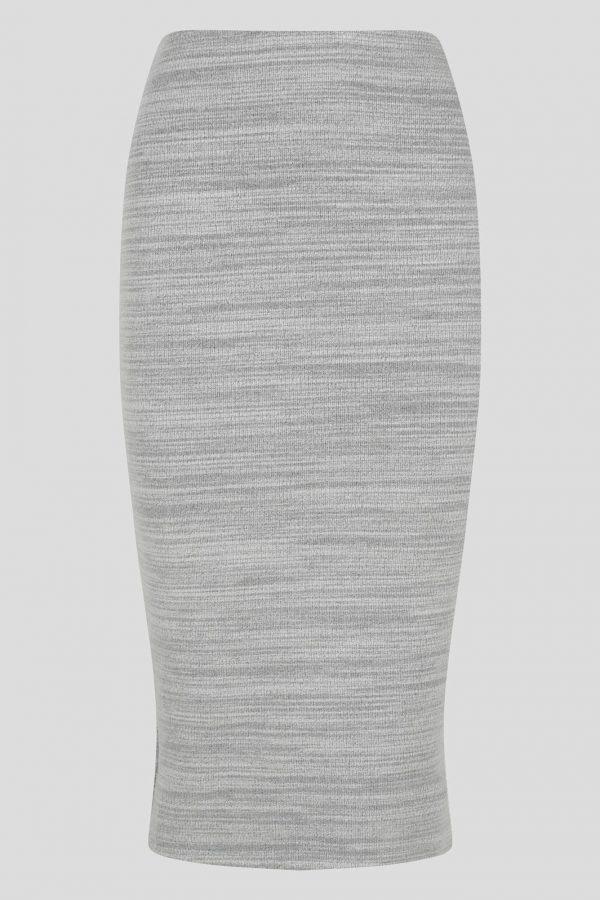 Amnesty Skirt Ladies Skirt Colour is Grey